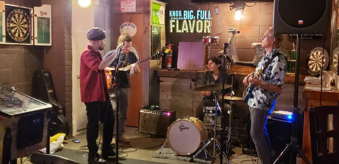 Bushwick Blooze Band with guest Noah Landfield