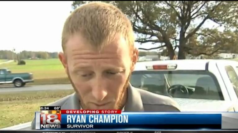Ryan Champion charged with killing parents, sister, acquaintance