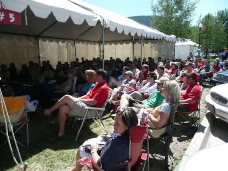 'Lessons biblical and practical:' Red River Encampment gathers 1700