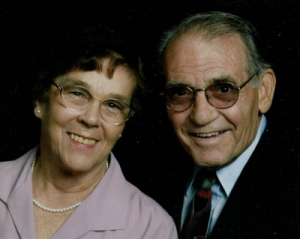 Margie and Glover Shipp
