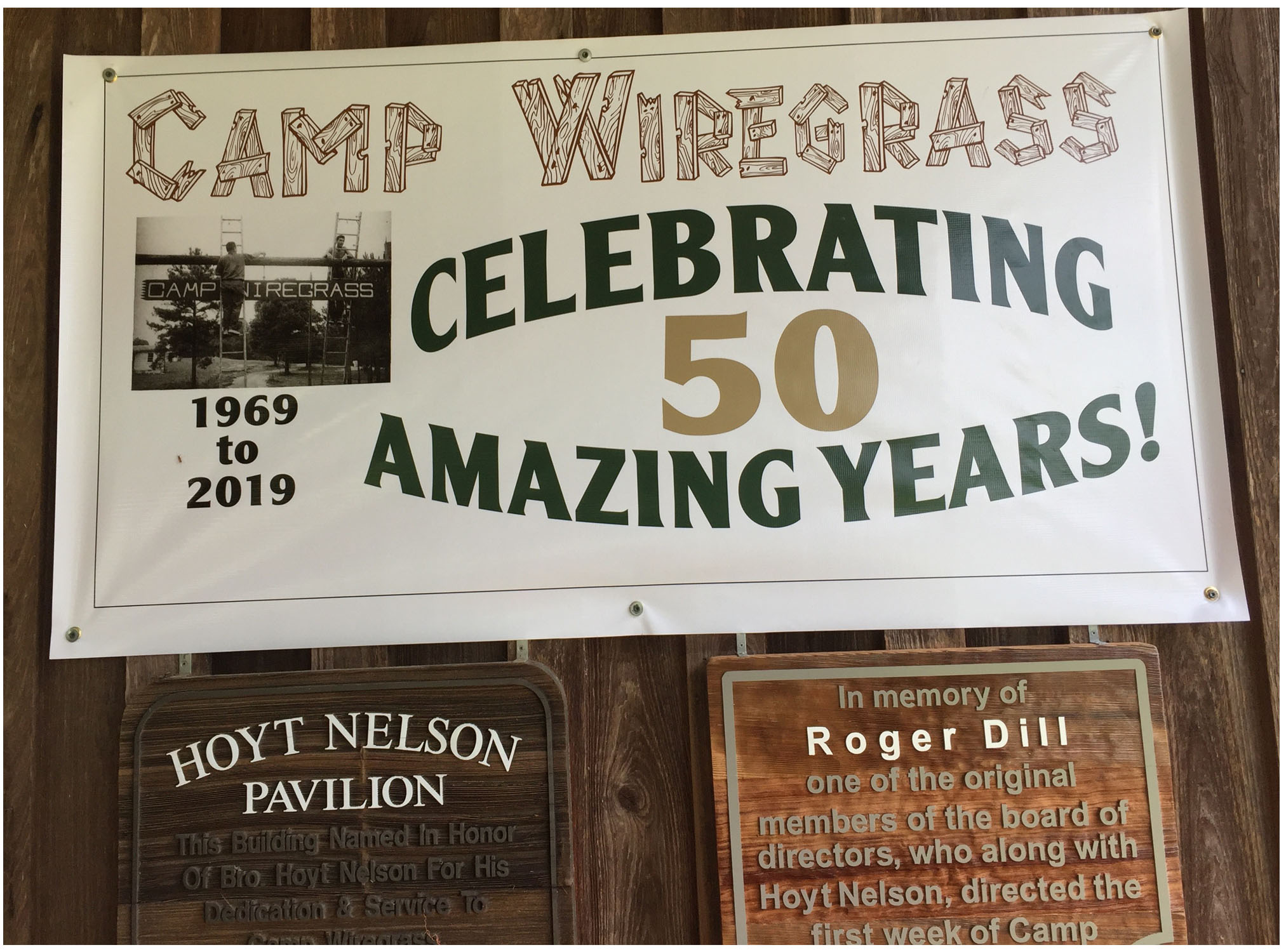 Wiregrass Christian Camp celebrates 50 years