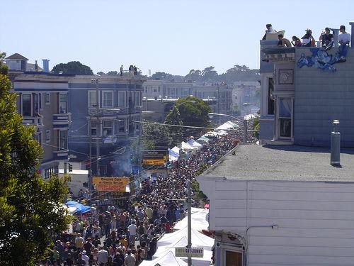 haight street fair