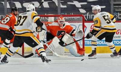 Penguins vs Flyers
