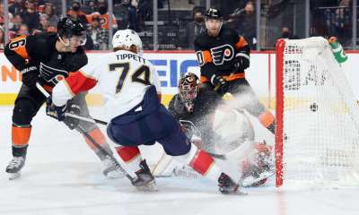 Panthers vs Flyers