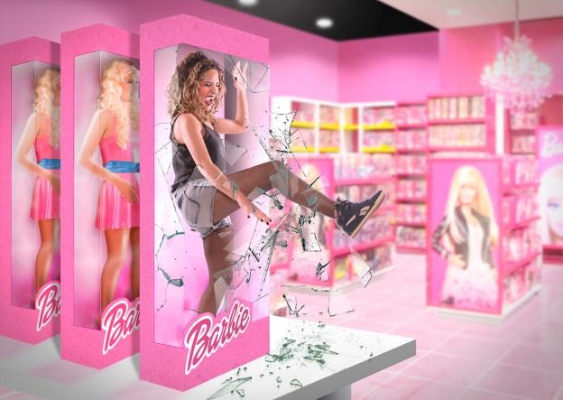 Barbie-Vic