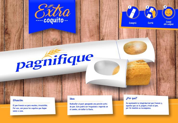 Amoretti-Facello-Pintos. 1 Pagnifique con extra coquito