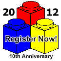 Register for BrickCon 2012