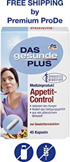 Appetite Control & Weight Loss 45 capsules, Germany