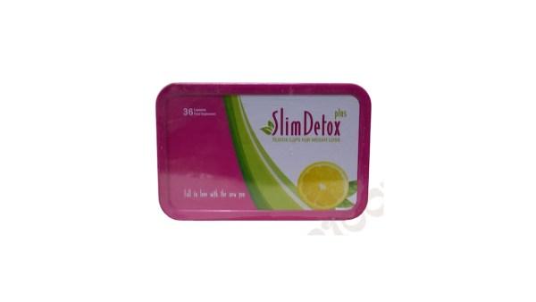 Slim Detox 36 Capsules
