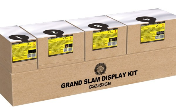 Grand Slam Display Kit