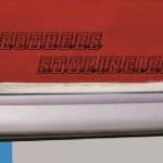 "RENAULT Megane II ""03-Накладка нижней кромки крышки багажника, нерж. (SD)"