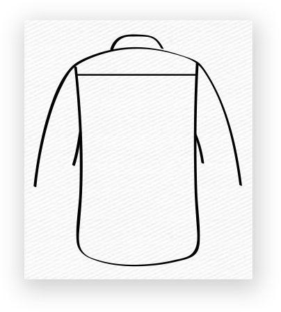Plain Back