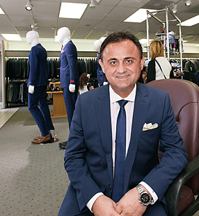 Our Master Tailor - Minas