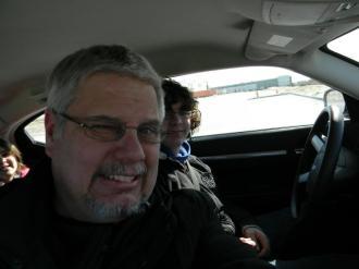 My son drives my car - Tom 365 - February 11, 2012