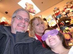 Stephanie, Molly and Me - Tom 365 - February 20, 2012