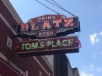 Tom's Place in Lemont Illinois
