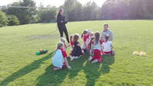 Rainbows Sports evening 2