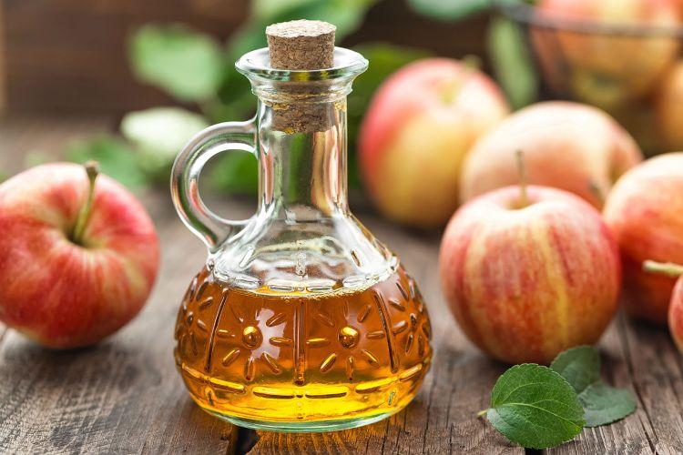As maravilhas do vinagre de maçã