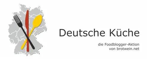 Deutsche Küche – die Foodblogger-Aktion