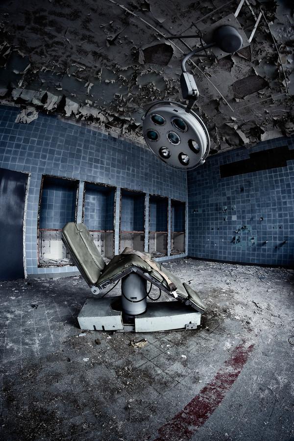 PHOTOGRAPHIE - Matthias Haker - Quand l'Urbex rencontre la photo. (2/6)
