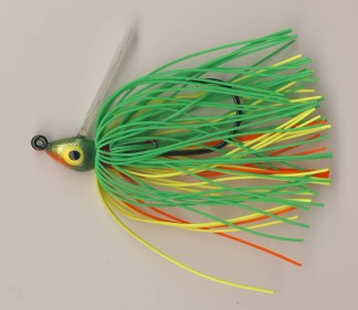 Lite and Brite Living Rubber Swim Jigs