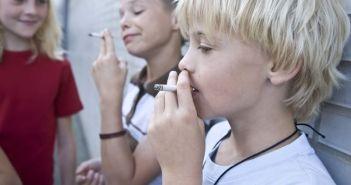 куріння підлітків