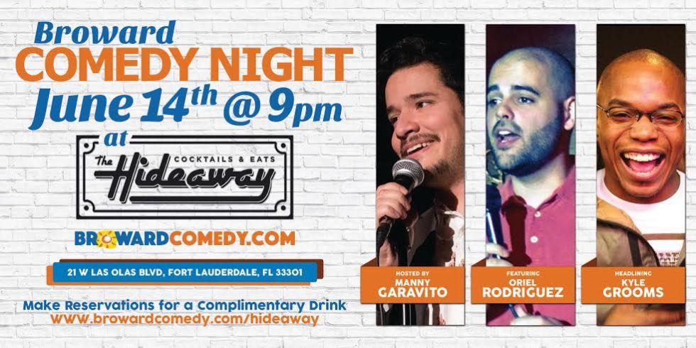 Broward Comedy Night