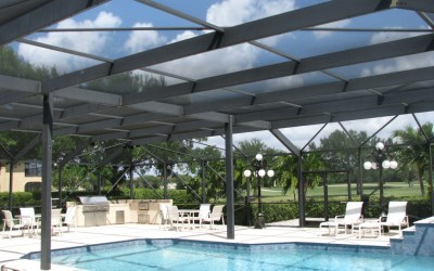 Screen Enclosures In Davie Cooper City Sunrise Amp Coral