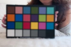 Colour Checker