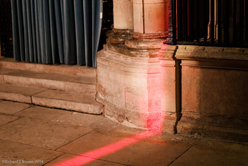 Cathedral Red Light