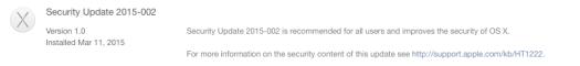 Security Update2