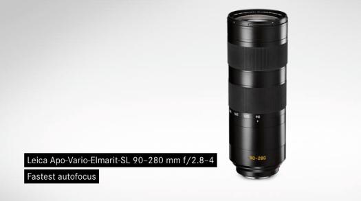 Leica SL 90-280mm