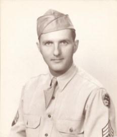 Chuck Kelly, Phyllis Jean Roberts 1st husband (my father)