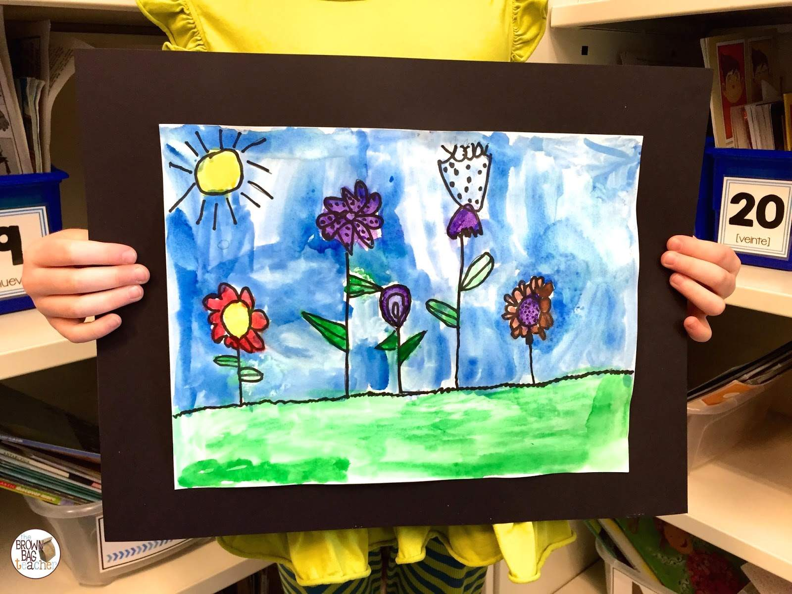 Mother S Day Ideas 1st Grade