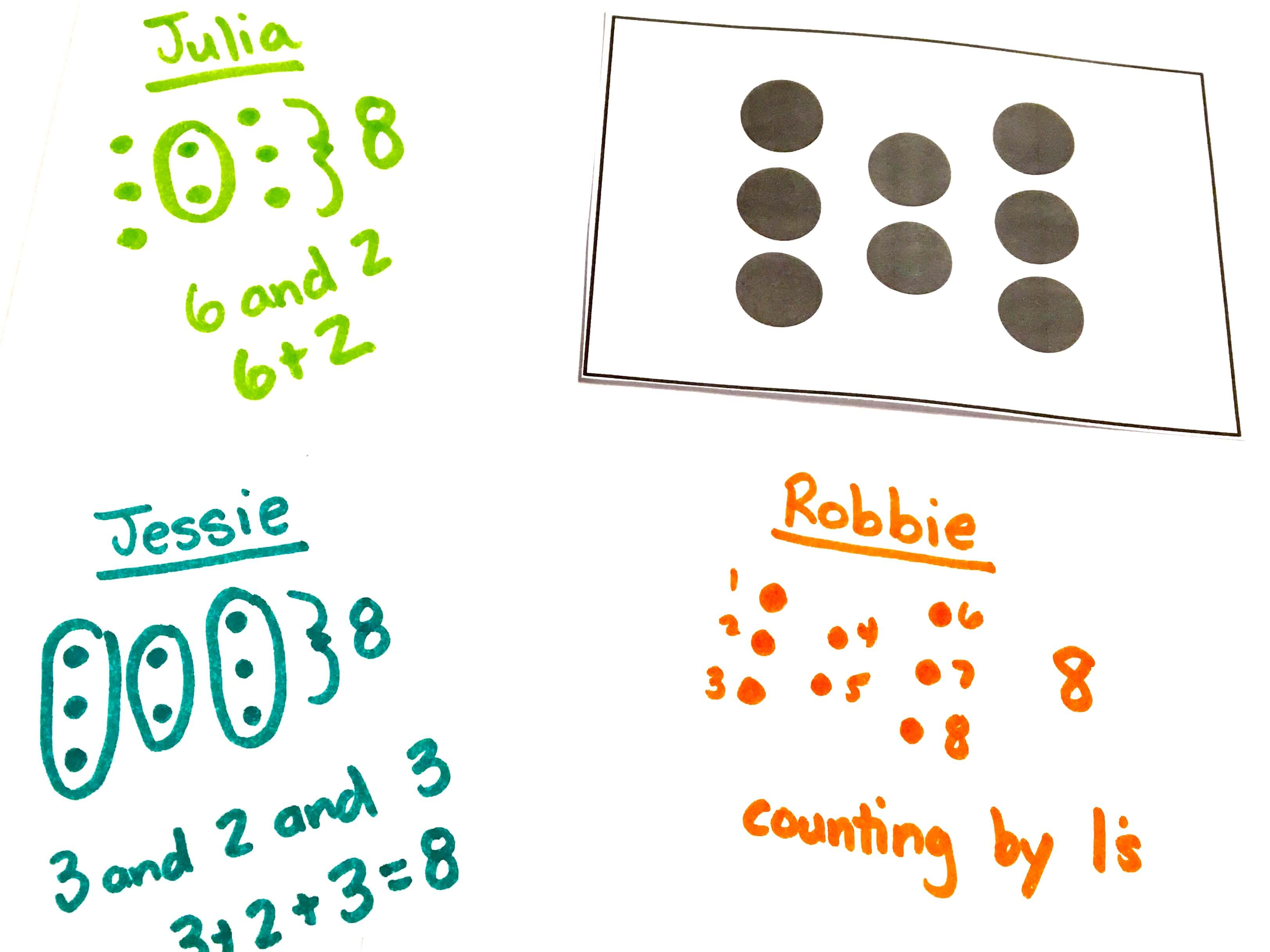 Composing And Decomposing Numbers Worksheet For Grade 1
