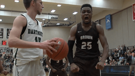 Feature: Tamenang Choh to Return to Men's Basketball in 2021-22 - Brown University Athletics