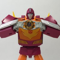 Review: Transformers MP-28 Hot Rodimus