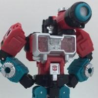Review: Transformers Titans Return Perceptor