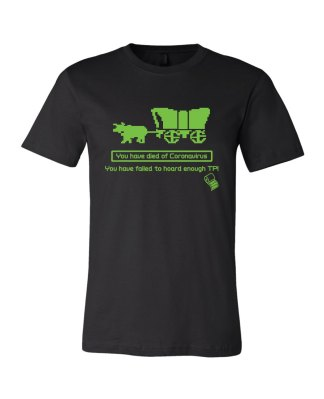 Oregon Trail Tee