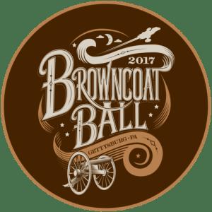 Browncoat Ball 2017 Gettysburg PA Logo