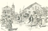 Street Scene in Georgetown, Demerera, April 7, 1888, 363