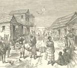 Street Scene in the Village of Culebra, June 23, 1888, 697
