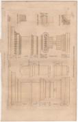 Architecture, London Encyclopedia, Vol. 2, Plate 1