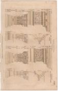 Architecture, London Encyclopedia, Vol. 2, Plate 2