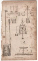 Diving Bell, Portable Encyclopaedia, 1826
