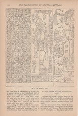 The Hieroglyphs of Central America, The Century, Vol. 23, 1881-2 2