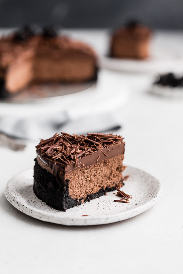 chocolate-lover's-cheesecake