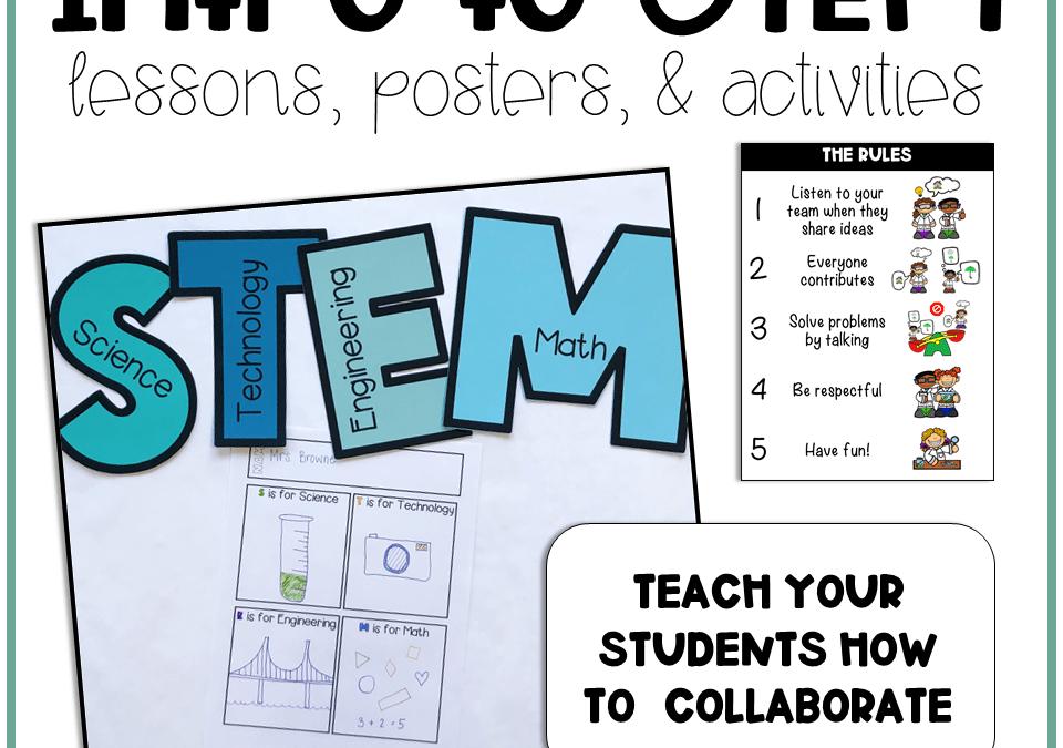 Handling Conflict During STEM