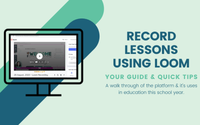 Guide to Using Loom for Recording Lessons