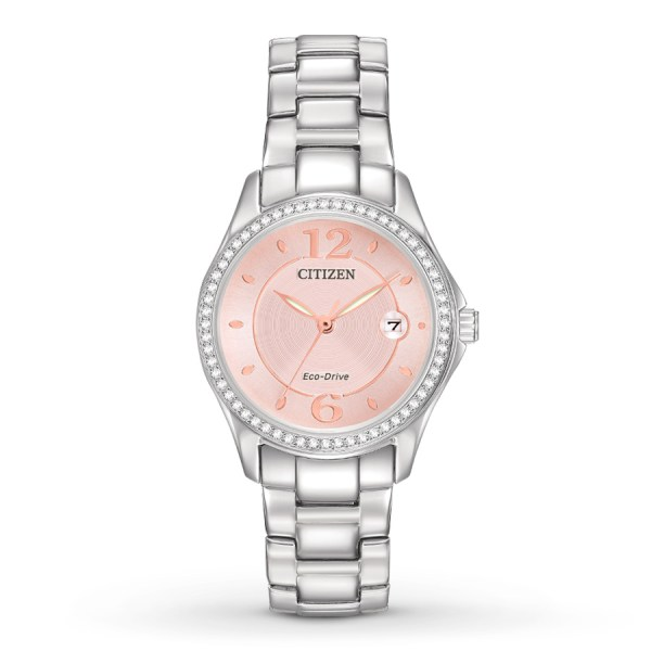 Citizen Women's Watch with Swarovski Crystals-0